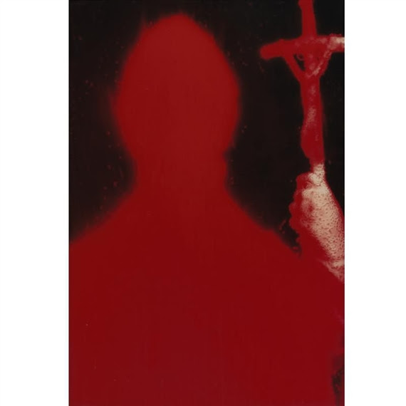 Andrés Serrano, RED POPE (PART III)