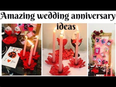 romantic wedding anniversary ideas  home youtube
