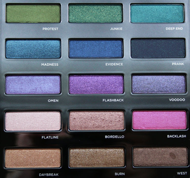 Urban Decay Urban Spectrum Eyeshadow Palette-3