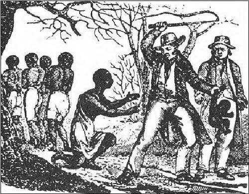 Artistic depiction of the racist slave system. The profits accrued from the exploitation of Africans fueled the development of the world captialist system. by Pan-African News Wire File Photos