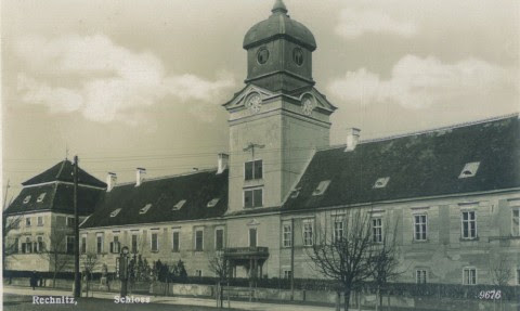 El castillo de Rechnitz