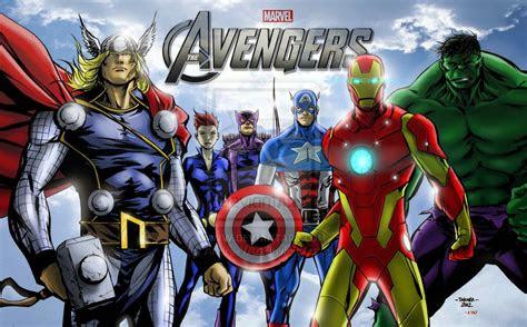 kumpulan gambar avenger assemble gambar lucu terbaru