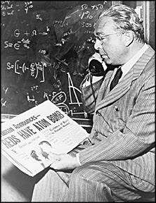 biografi, tokoh, Leo Szilard, Ilmuwan, Bom Atom