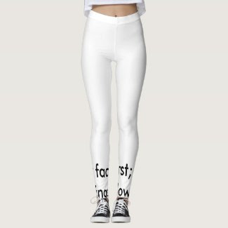 Fix Facts First Leggings