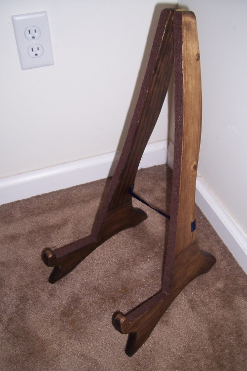 Homemade Wooden Guitar Stand Plans Woodworking Plans Can Storage