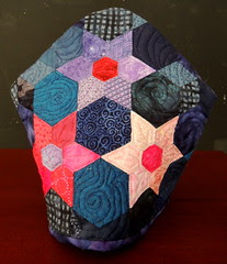 Tea Cozy - the other side