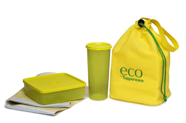 Tupperware Eco-Set