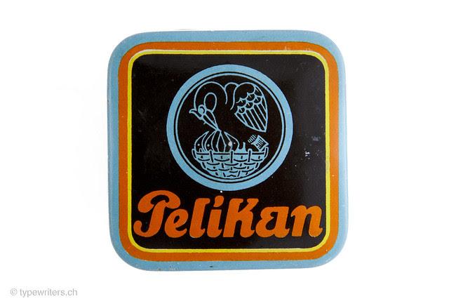 Farbbanddose Pelikan