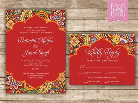 Indian Buddhist Wedding Cards Samples   Wedding Ideas