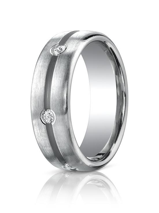 Wedding rings for grooms