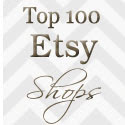 Top 100 Etsy Shops