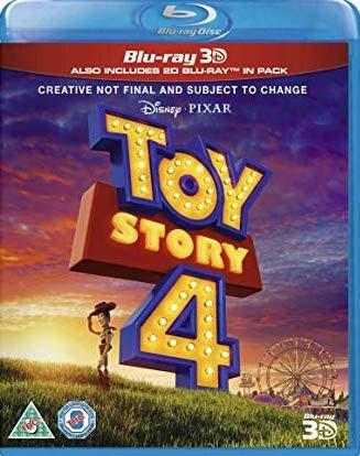 Toy Story 4 (2019) English 720p BRRip 750MB ESubs