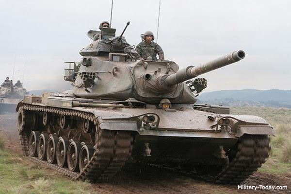 Resultado de imagen para M60A3