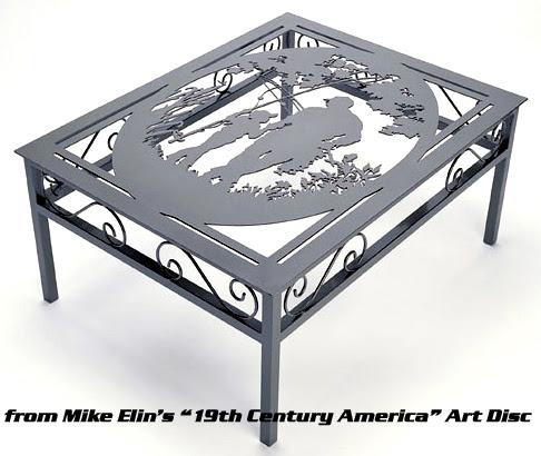 CNC Metal Art Work www.plasmacam.com