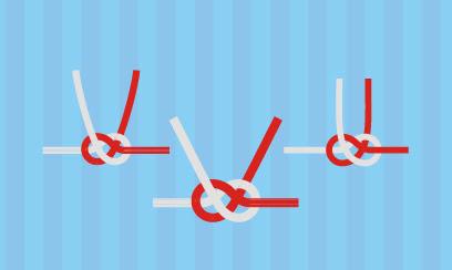 のし袋の紐水引のイラスト Ec Designデザイン