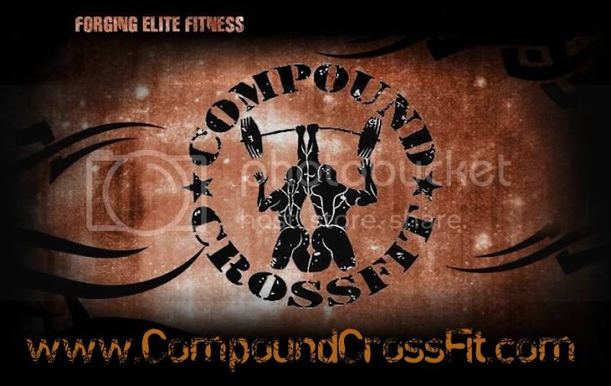 CROSSFIT 'TOTAL BODY WORKOUT'