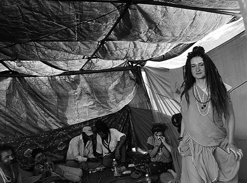 For The Foreigners The Maha Kumbh Is An Unforgettable Moment by firoze shakir photographerno1