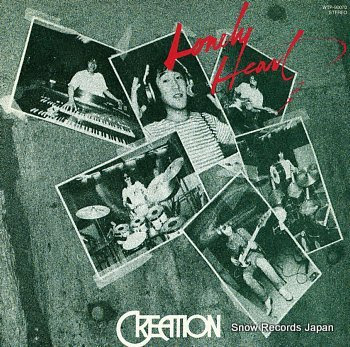 CREATION lonely heart