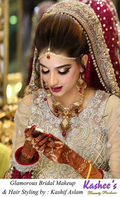 Kashee s iBeautyi iParlouri Bridal Make Up
