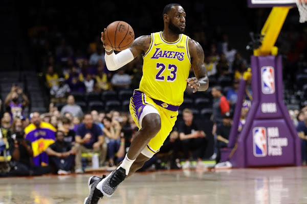 5419247403d8 Google News - LeBron James to make Lakers debut against Nuggets ...