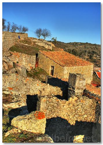 Aldeia de Castelo Bom by VRfoto