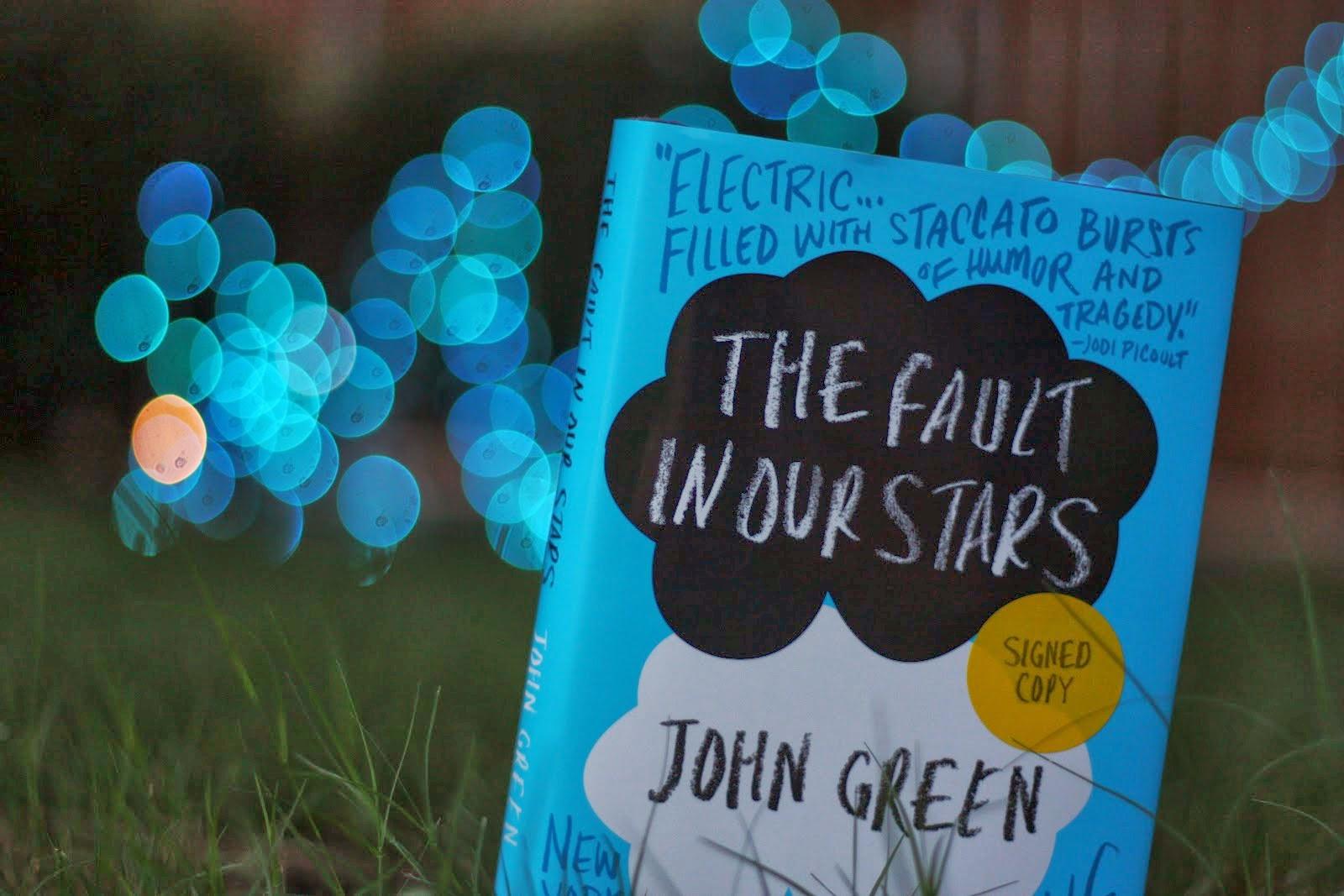 The Fault In Our Stars The Fault In Our Stars Wallpaper