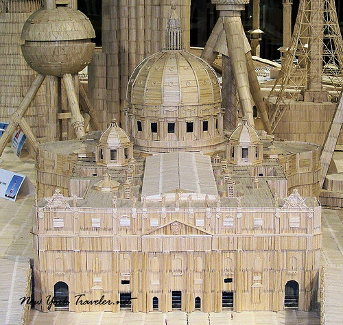 St Peters toothpicks