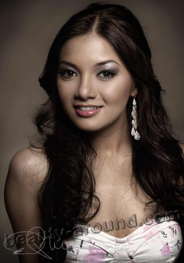 the busty malaysian girl