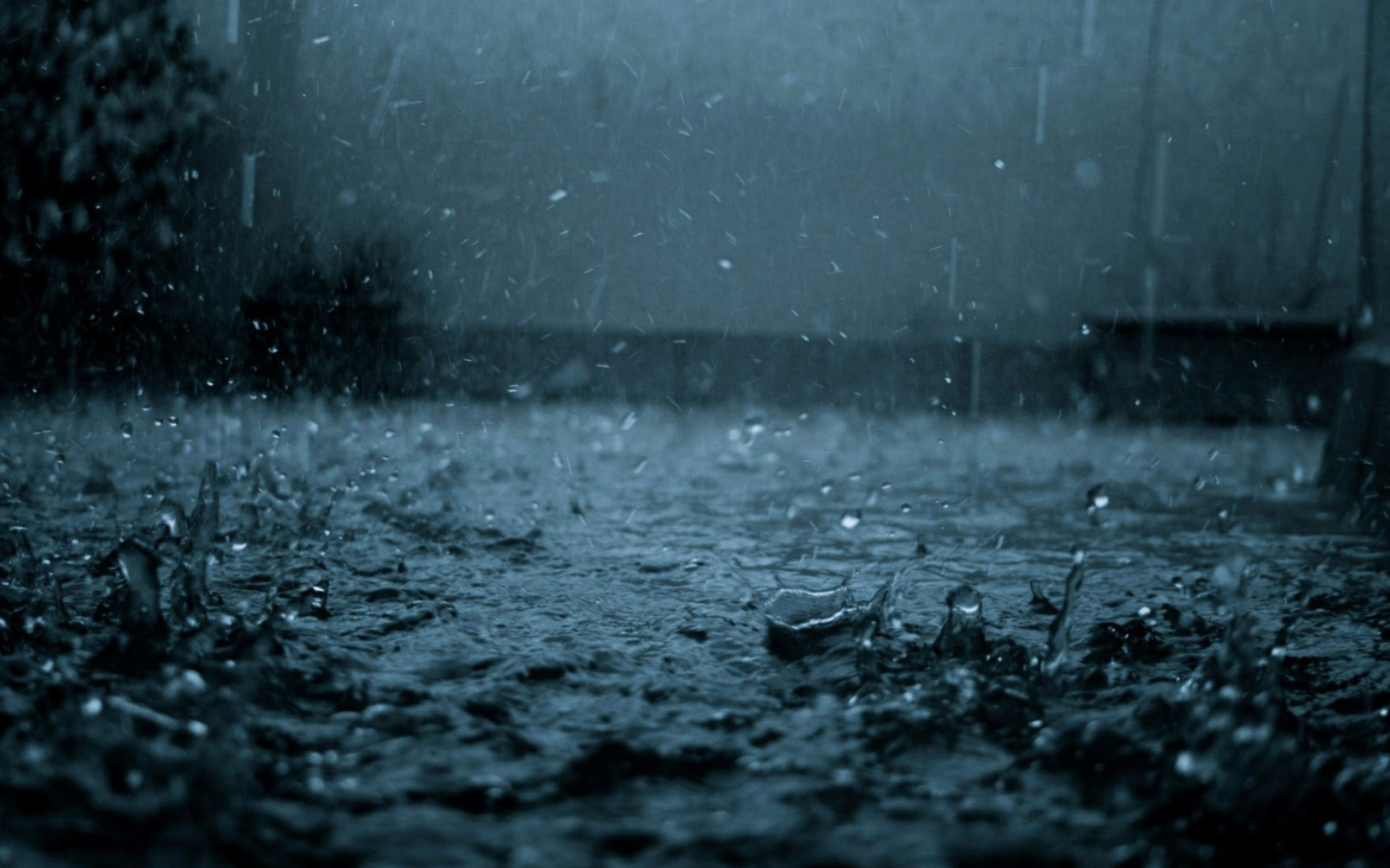 Wallpaper Hd Rain
