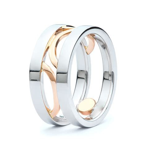 The Wilmarth Custom Men's Wedding Band   JM Edwards Jewelry