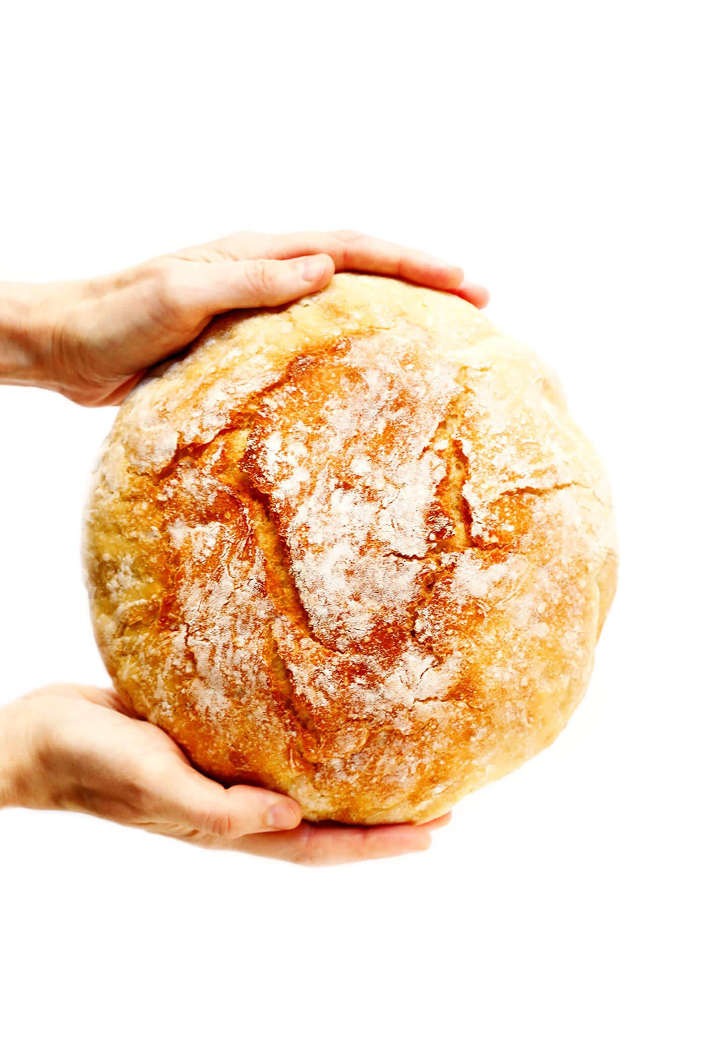 The BEST No Knead Bread Recipe! | Gimme Some Oven