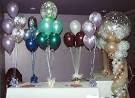 Balloon Centerpiece, Wedding Centerpiece Ideas