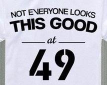 Mesmo que não o queira, já são 49.