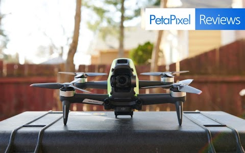 DJI FPV Review: A Racing Drone for the Non-Racing Pilot