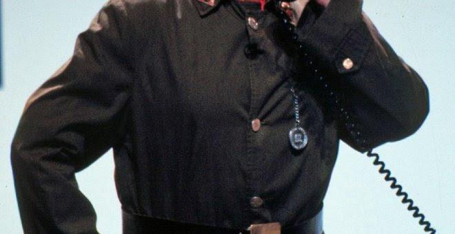 El humorista Gila se crió en el barrio de Chamberí / EUROPA PRESS