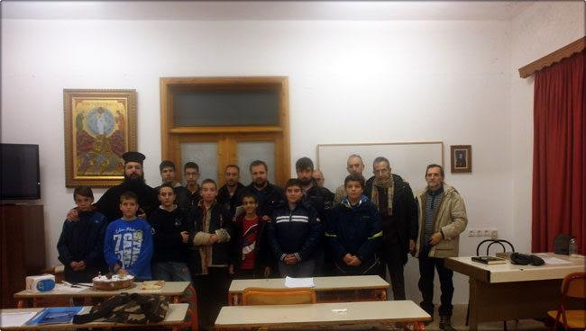 Συνεχίζει και φέτος η Σχολή Βυζαντινής Μουσικής στην Αμφιλοχία