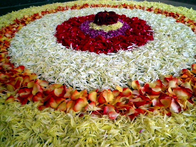 File:Onam Pookalam 2011 bangalore.jpg