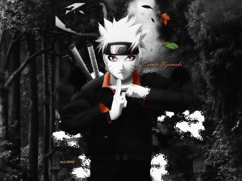 Naruto Shippuden Kyuubi Naruto Uzumaki HD Desktop Wallpaper