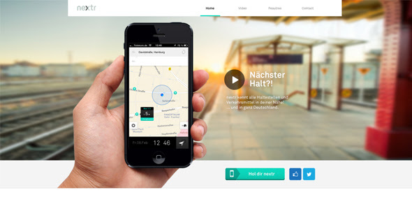 nextr-app-landing-page
