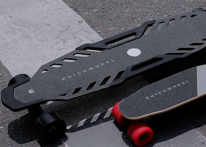 SERPENT Series Electric Skateboards From $199 video  Geeky Gadgets