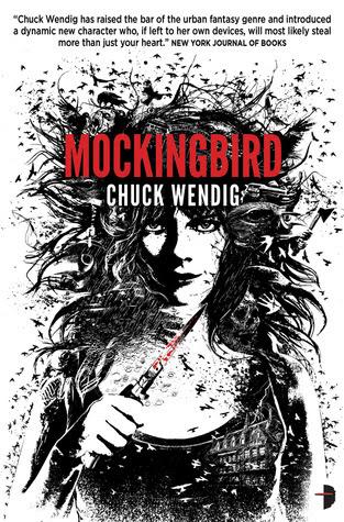 Image result for mockingbird wendig