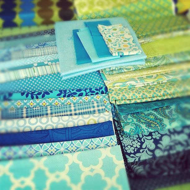Fabrics.   Mmm.