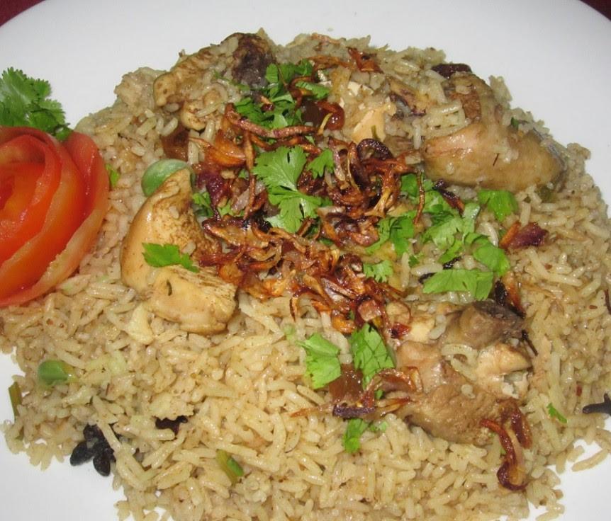 resepi nasi minyak arab agustus Resepi Nasi Beriani Arab Enak dan Mudah