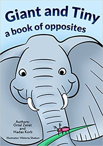 "Children's book: ""Giant and Tiny"":Bedtime story for kids(Beginner readers)values-Rhymes-read along-series-Animals Elephant story(picture book): Bedtime ... (Bedtime Toddler Story Book Book 2)"