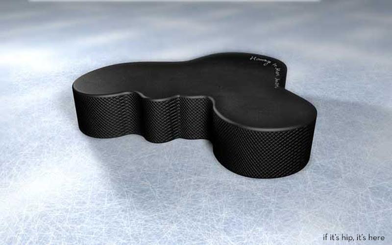 Aalto Hockey Puck 7 IIHIH
