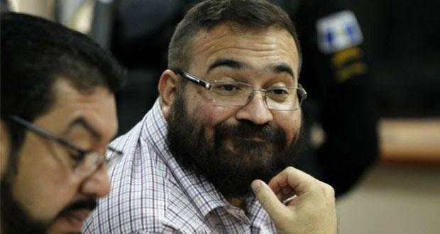 Juez niega a PGR seguir investigando cuentas de Javier Duarte