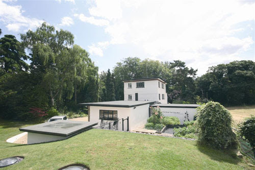 For Sale The House That Jack Built 1930s Art Deco House In Louth Lincolnshire Retro To Go