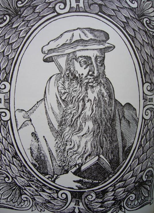 Scottish reformer John Knox
