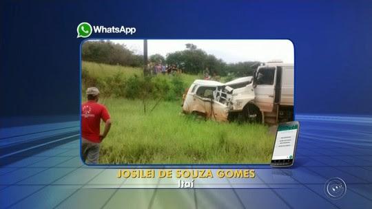 Motorista morre após veículo ser 'engolido' por carreta durante batida