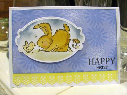 Easter Bunny- HA Group exchange